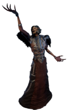 Corypheus character kit
