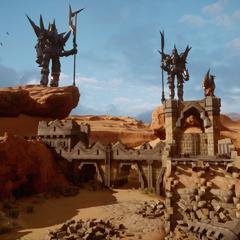 The Gate Guardians