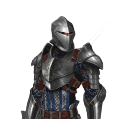 Grey Warden warrior