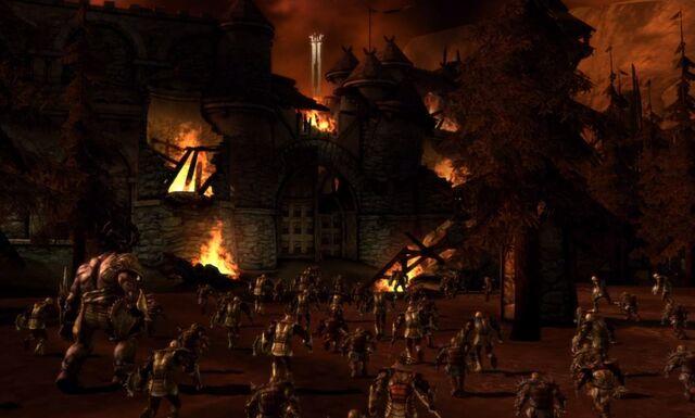 File:DAO Darkspawn Chronicles - darkspawn approaching Denerim.jpg