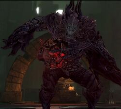 Pride demon marethari