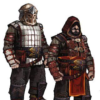 Male dwarves