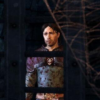 Jowan imprisoned