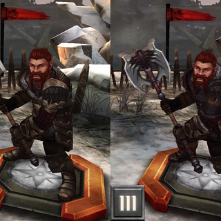Oghren w Heroes of Dragon Age