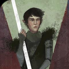 Grand Enchanter Fiona tarot card