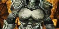 Codex entry: The Legion of Steel