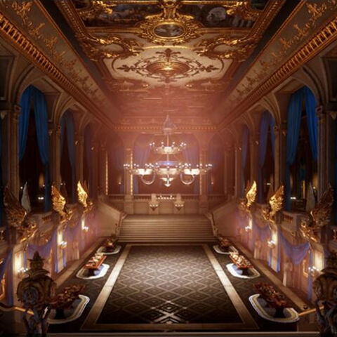 Halamshiral's Winter Palace Interior