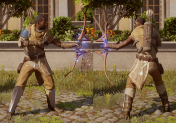dragon age inquisition how to get perseverence