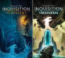 Dragon Age Inquisition: The Descent / Trespasser (soundtrack)