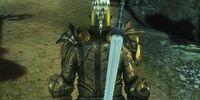 King Maric's Blade
