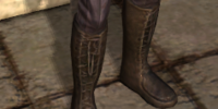 Boots of Enchanter Illana