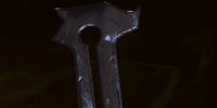 Acolyte Staff Blade
