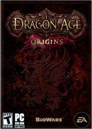 Dragon Age Game Box