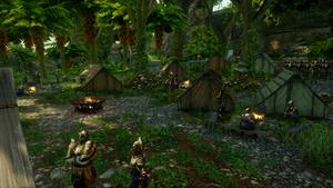 Inquisition Forward Camp 1 Arbor Wilds