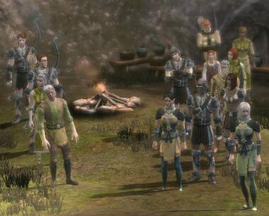 Quest-Dalish Elf Origin Farewell
