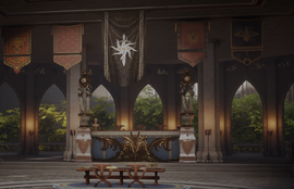 Exalted Council Chamber