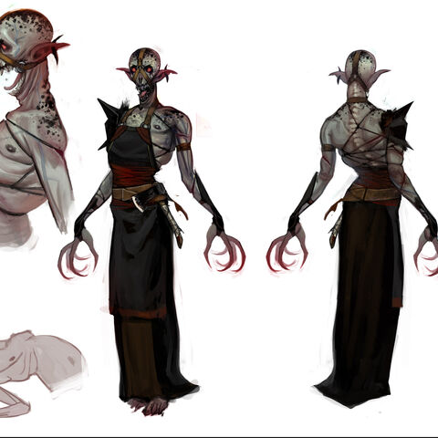 Emissary concept art for <i><a href=