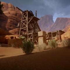 Envers Mining Camp