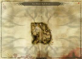 Map-Run-Down Back Street