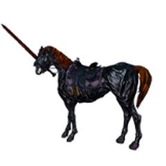 Bog Unicorn mount