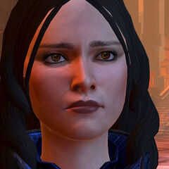 Bethany Hawke will be present if she joined the Wardens