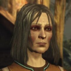 Flemeth in <i>Dragon Age: Origins</i>