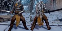 Skywatcher's Lamellar Armor (Raven)