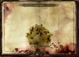 Map-Rocky Road