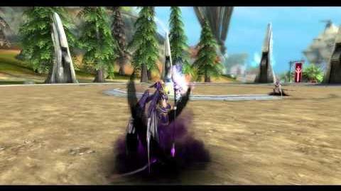 Magician Partial Transformation - Denebola
