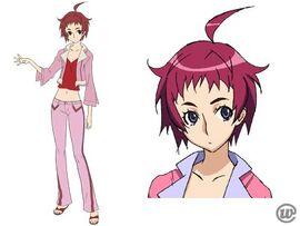 Akira character design
