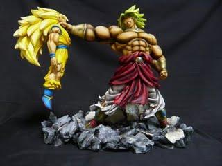 File:Dragonball z Action figures Broly VS Goku.jpg