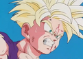 Teen gohan beating up by turles.3