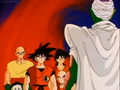 Earth special force vs Piccolo jr