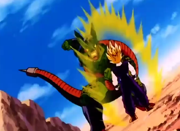 File:Cell hits ssj2 gohan in the stomach.png