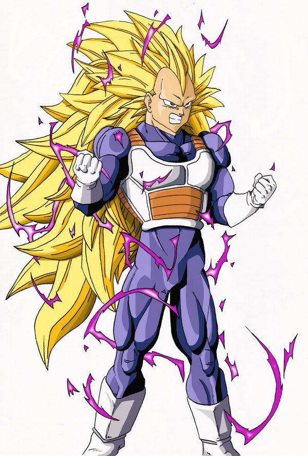 Goku Super Saiyan 10000000000000000000000000000000000000000000000000000000000 Image - Vegeta Super S...