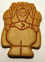 Irwin Dabura cookie