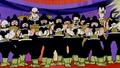 Namek's Destruction - Soldiers