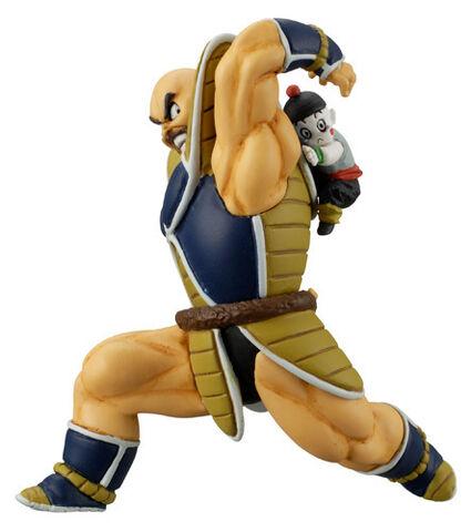 File:Bandai November 2008 Soul of Hyper Figuration Nappa w Chiaotzu 3 Times Kaioken series.JPG