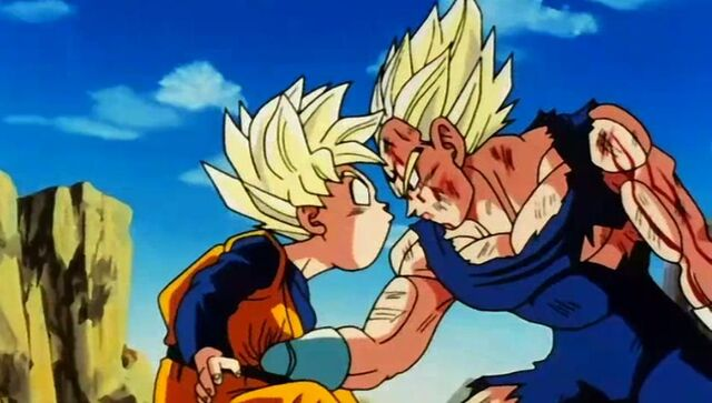 File:Vegeta attacks goten3.jpg