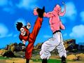 263 - Ultimate Gohan kicks Super Buu