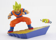 Capsule Neo Android 19 v Goku