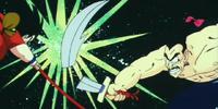 Tao's sword