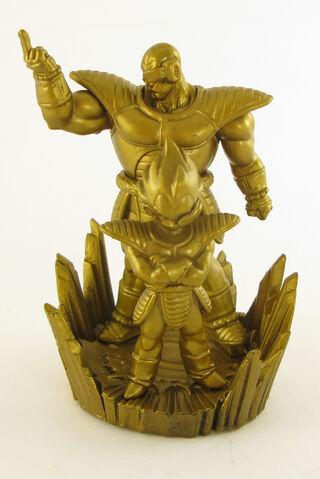 File:Megahouse Nappa Vegeta Gashapon gold.jpg
