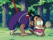 Murasaki in pain