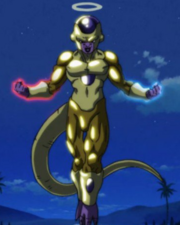 True Golden Frieza