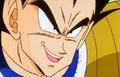 Vegeta has a Ball - Vegeta before fight