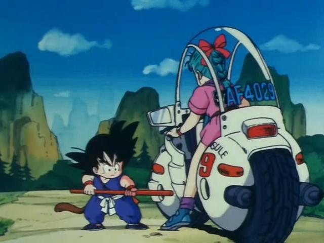 File:Goku looking at Bulma's Bike.jpg