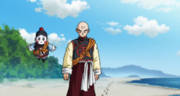 Chiaotzu and Tien Shinhan - DBS77
