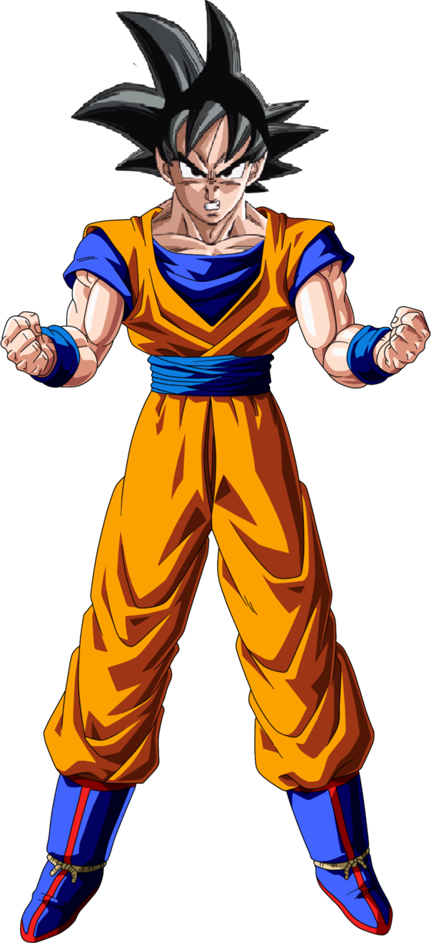Image - Son goku render by enriquear-d7d9oy3.png | Dragon Ball Wiki | FANDOM powered by Wikia