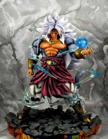 File:DragonBallAF SS5Broly statue.PNG